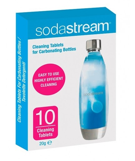 Sodastream Pastiglie pulizia bottiglie